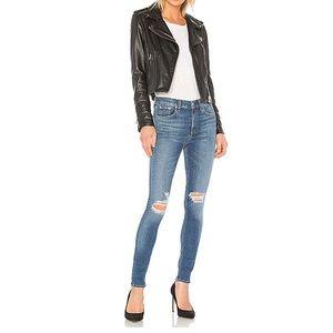Rag & Bone High Rise Skinny destroyed Jeans Bonnie